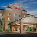 Exterior of Fairfield Inn & Suites
