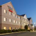 Exterior of Fairfield Inn & Suites Amarillo West / Medical Cen