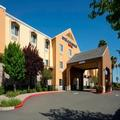 Exterior of Fairfield Inn & Suites American Canyon