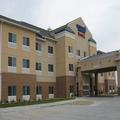 Exterior of Fairfield Inn & Suites Ames