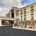 Exterior of Fairfield Inn & Suites Anniston Oxford