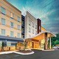 Exterior of Fairfield Inn & Suites Atlanta Stockbridge