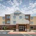 Exterior of Fairfield Inn & Suites Austin University