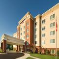 Exterior of Fairfield Inn & Suites BWI Airport