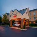 Exterior of Fairfield Inn & Suites Bethlehem / Allentown