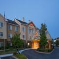 Exterior of Fairfield Inn & Suites Boston Milford