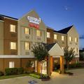 Exterior of Fairfield Inn & Suites Bryan College Station