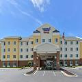 Exterior of Fairfield Inn & Suites Cedar Rapids