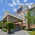 Exterior of Fairfield Inn & Suites Charleston North / Universi