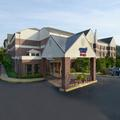 Exterior of Fairfield Inn & Suites Charlottesville North