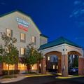 Exterior of Fairfield Inn & Suites Denver Airport