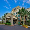Exterior of Fairfield Inn & Suites Ft. Lauderdale Airport