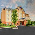 Exterior of Fairfield Inn & Suites Indianapolis Avon