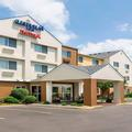 Exterior of Fairfield Inn & Suites Jackson
