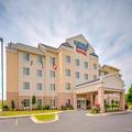Exterior of Fairfield Inn & Suites Jonesboro