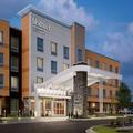 Exterior of Fairfield Inn & Suites Kansas City Belton