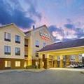 Exterior of Fairfield Inn & Suites Lafayette South