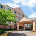 Exterior of Fairfield Inn & Suites Minneapolis St. Paul Airpor
