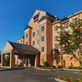 Exterior of Fairfield Inn & Suites Morgantown