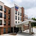 Exterior of Fairfield Inn & Suites Omaha West
