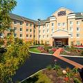 Exterior of Fairfield Inn & Suites Osu