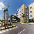 Exterior of Fairfield Inn & Suites Panama City Beach