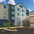 Exterior of Fairfield Inn & Suites Perkins