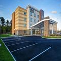 Exterior of Fairfield Inn & Suites Plymouth