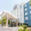 Exterior of Fairfield Inn & Suites Rdu