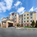Exterior of Fairfield Inn & Suites Rockford