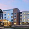 Exterior of Fairfield Inn & Suites Springfield Northampton / Amherst