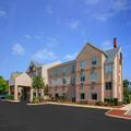 Exterior of Fairfield Inn & Suites Sulphur