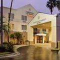 Exterior of Fairfield Inn & Suites Tampa Brandon