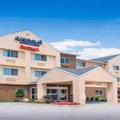 Exterior of Fairfield Inn & Suites Temple
