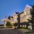 Exterior of Fairfield Inn & Suites Tulsa Central