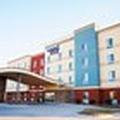 Exterior of Fairfield Inn & Suites Urbandale