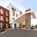 Exterior of Fairfield Inn & Suites Utica
