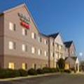 Exterior of Fairfield Inn & Suites West Medical