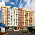 Exterior of Fairfield Inn & Suites by Marriott Alexandria Landmark