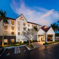 Exterior of Fairfield Inn & Suites by Marriott Boca Raton