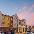 Exterior of Fairfield Inn & Suites by Marriott Champaign