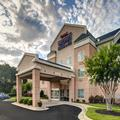 Exterior of Fairfield Inn & Suites by Marriott Emporia