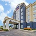 Exterior of Fairfield Inn & Suites by Marriott Guelph