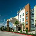 Exterior of Fairfield Inn & Suites by Marriott Houston Pasaden