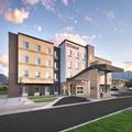 Exterior of Fairfield Inn & Suites by Marriott Livingston Yellowstone