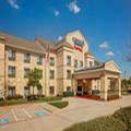 Exterior of Fairfield Inn & Suites by Marriott Mansfield