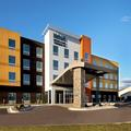 Exterior of Fairfield Inn & Suites by Marriott Mcpherson