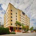 Exterior of Fairfield Inn & Suites by Marriott Miami Airport South