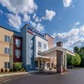 Exterior of Fairfield Inn & Suites by Marriott Olean