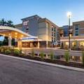 Exterior of Fairfield Inn & Suites by Marriott Springfield Holyoke